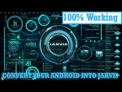Install J.A.R.V.I.S In Android Phone[Control Phone With Voice Artificial Intelligence - 2018]