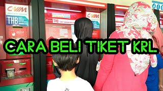 Download Video Cara Beli Tiket THB KRL Commuter Line Jabodetabek • Lengkap, Detail, Jelas • MP3 3GP MP4