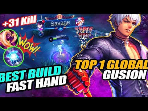 Download BEST GUSION / GOD OF GUSION TYPER  / BEST BUILD / FAST HAND.