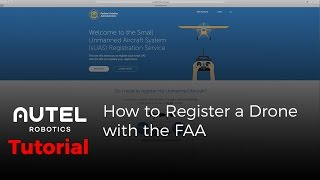 How to Register a Drone with the FAA | How to Legally Own Your Drone