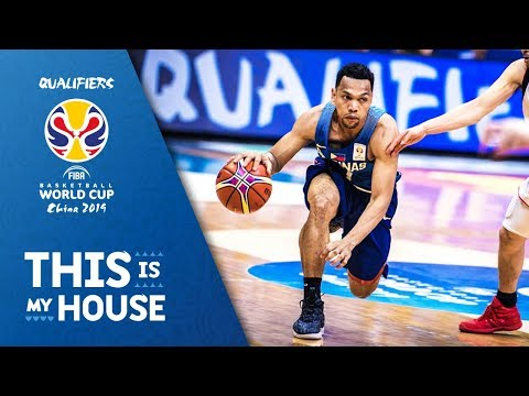 The Most Pumped Up Plays from the FIBA Basketball World Cup 2019 - Asian Qualifiers