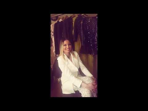 An informal interview before the fashion show / Danka Karovic / Rotterdam