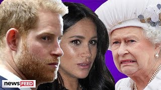Prince Harry SNAPPED & Decided To Leave The Royal Family!
