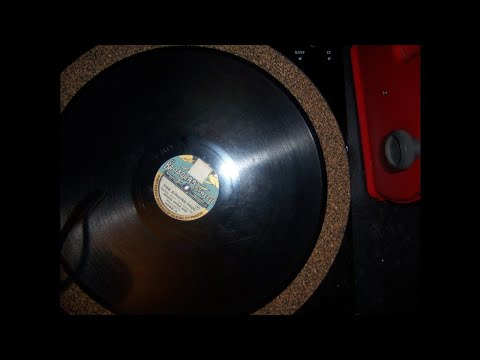 Original havana band -the singing fool selection (broadcast twelve5066) (1929)