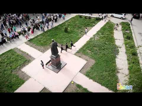Парад ПОбЕДЫ в Павлово на Оке