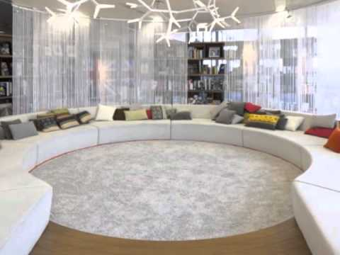 Interior designers london new google office interior for Interior companies london