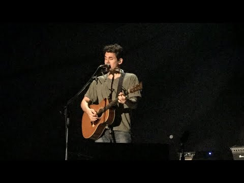 John Mayer - XO (Beyonce Cover) Live In Jakarta Indonesia, 5 April 2019