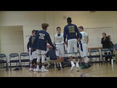 Mahone Middle School vs Washington