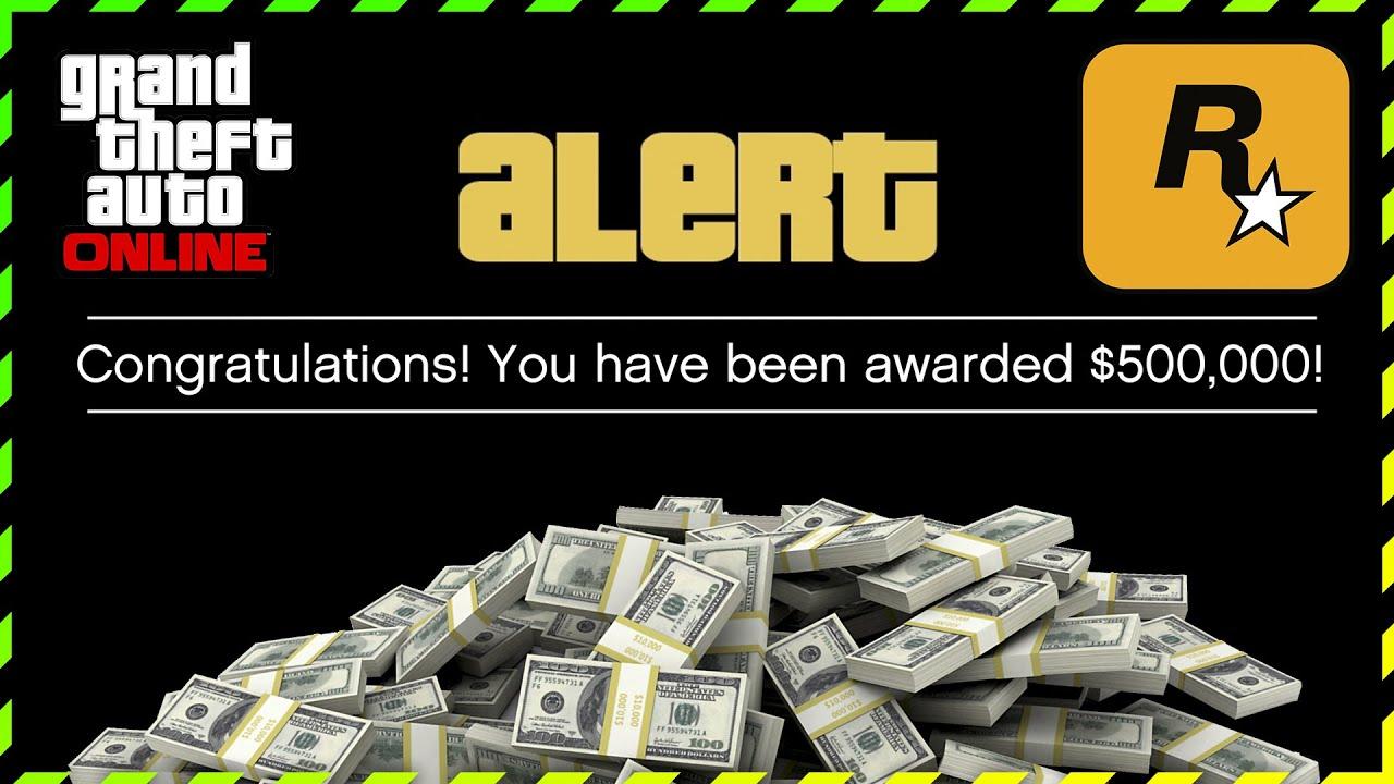 Rockstar Games Is Giving Away MORE BONUS MONEY Just By Doing Few Simple Things In GTA Online