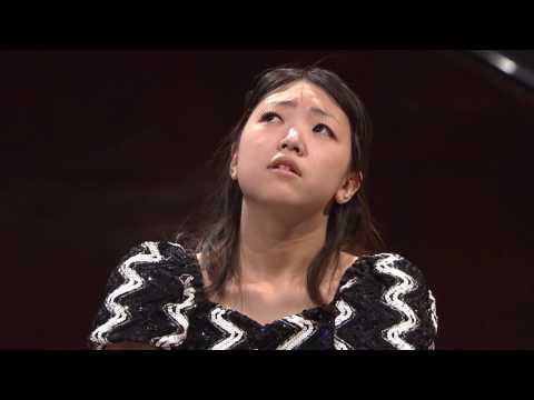 Airi Katada – Waltz in G flat major, Op. 70 No. 1 (second stage, 2010)