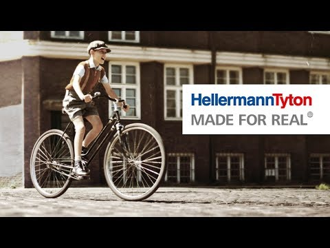 MADE FOR REAL - discover what HellermannTyton is all about
