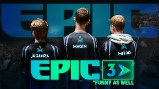 EPIC Atlantis MitrO, Magin & Juganza Stream Highlights! *Funny As Well