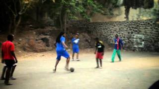Edgar Davids Street Soccer World Tour - #9 Dakar, Senegal HD