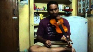 Ilamai ennum poongatru violin