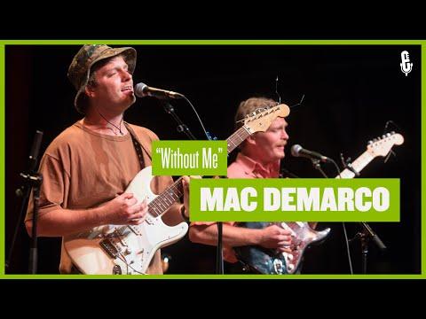 Mac DeMarco - Without Me (eTown webisode #1090)
