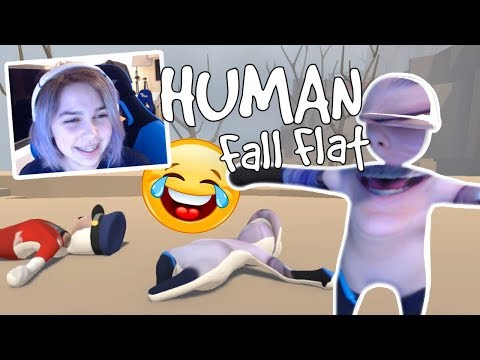 This Game Is So Funny! | Human Fall Flat with MicroGuardian