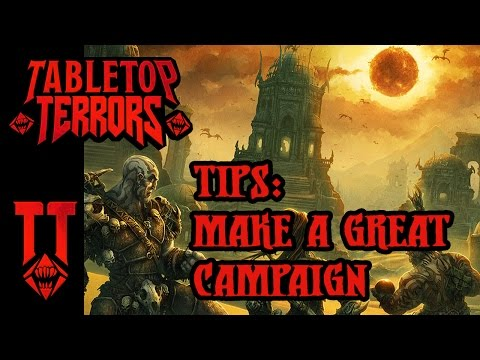 World-building: TELL THE BEST STORY (D&D) (Campaign) #OffhandAttack