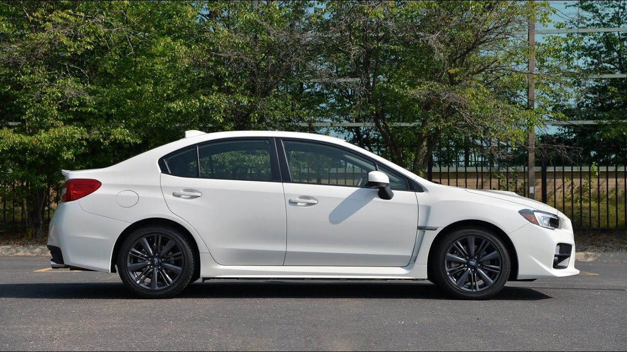 2015 subaru wrx sedan wr tv walkaround youtube. Black Bedroom Furniture Sets. Home Design Ideas