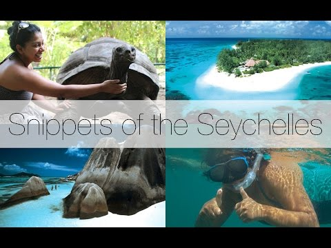 Snippets of the Seychelles | YazMakeUpArtist