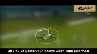 FUTBOL TARİHİNDE UNUTULMAZ OLAYLAR - TOP 20- 2017
