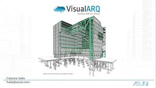 VisualARQ 2 Flexible BIM Presentation