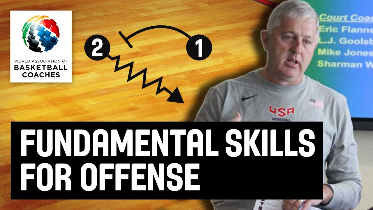 Fundamental Skills for Offense - Don Showalter