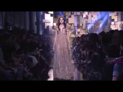 Alta costura: ElieSaab, colección otoño-invierno 2016