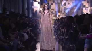 ELIE SAAB Haute Couture Autmn Winter 2015-16 Fashion Show