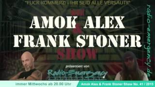 • Die Schweiz & die Tempelritter   Amok Alex & Frank Stoner Show No 41 2015