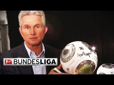 Jupp Heynckes - Top 5 Goals