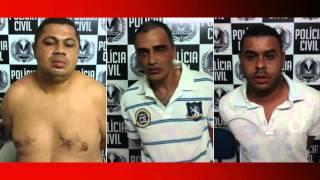 Download Video Acusados de assalto a banco em Bacabal se apresentam em São Luís MP3 3GP MP4