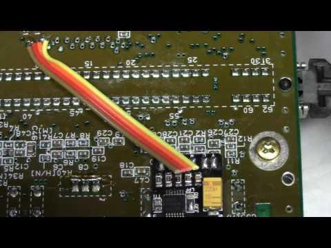 SNES Mini RGB Mod Installation