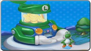Mario Party 10 Amiibo Party (Luigi Board)