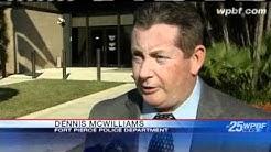 Former Fort Pierce Mayor's Grandson Arrested