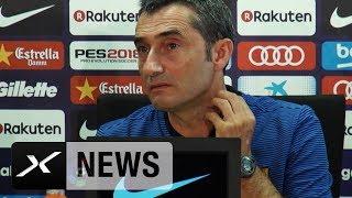 Ernesto Valverde zu Lionel Messi: Kann überall spielen | FC Barcelona