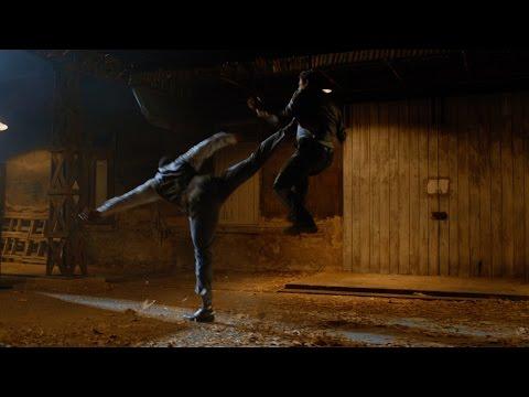 Skin Trade Clip - Tony Jaa VS Michael Jai White