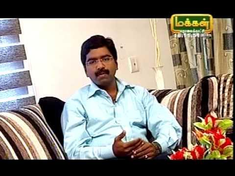 Makkal TV talk on Diabetes,need for healthy life style by Dr.Lakshmanan Saravanan(Abhijay Hospital)