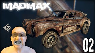 "MAD MAX Gameplay Walkthrough Part 2 - ""THE MAGNUM OPUS"" 1080p HD"