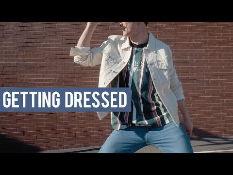 Old School 90's Inspired Fashion | Bruno Mars - Finesse Choreography