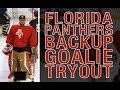 Kane Van Gate's Florida Panthers Tryout (2015)