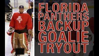 Kane Van Gate's Florida Panthers Tryout (2015)