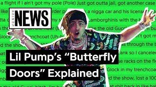 Lil Pumps Butterfly Doors Explained Song Stories