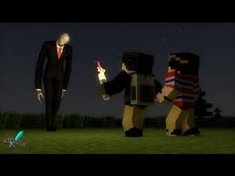 Slender|Minecraft|Korkudolu Anlar