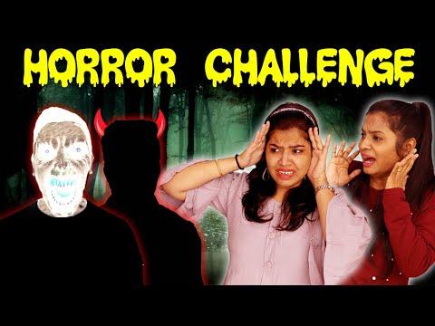 Horror Challenge Part