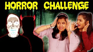 Horror Challenge Part 2 | SCARY STORY TELLING Challenge 2