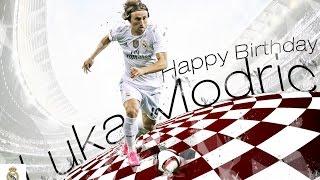 بمناسبة عيده ميلاده 30 ـ شاهد افضل لحظات لوكا مودريتش مع ريال مدريد