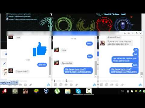 Como Obtener La Direcci�n Ip De Un Usuario De Facebook u/o Otra Red Social