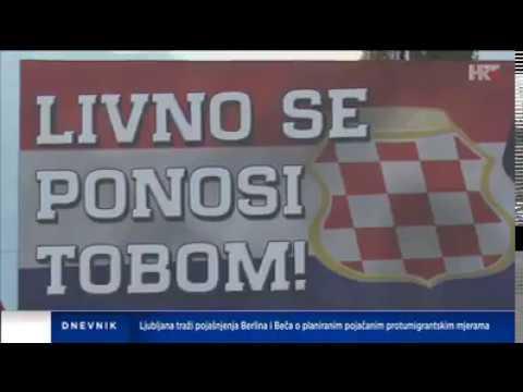 Livnjaci ponosni na Dalića poručuju: Napravit će i više