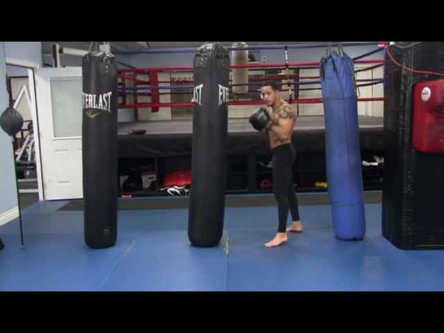 Once You Get The Hang Of Punching Bag While Standing In Place Need To Incorporate More Movement Into Your Workout As Seen This Video