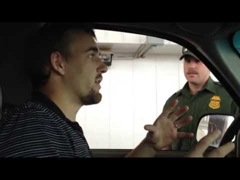 """How to Refuse a Checkpoint! Detained """"BECAUSE"""" the Constitution?"""
